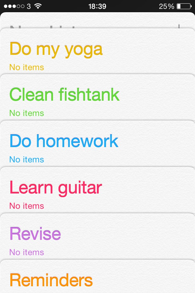Set reminders and alarms on your phone, maybe to do that homework you got yesterday, or to clean your desk every Wednesday or just to clean your beloved wellies every month :)