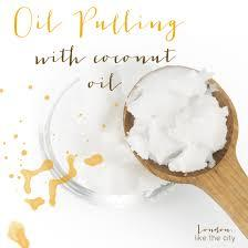 Oil pulling benefits the health as it pulls out bacteria, parasites and harmful toxins from the mouth and mucous membranes. Traditionally, cold-pressed oils such as coconut oil, flaxseed oil, walnut oil, olive oil and grape seed oil are used for the treatment.