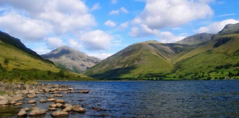 Go hiking in the Lake District. beautiful!!