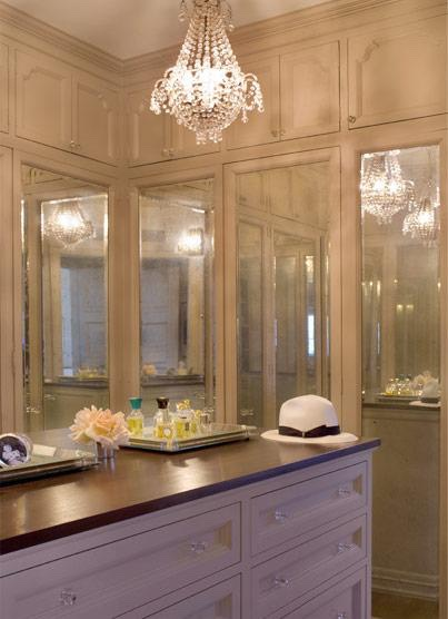 5. Hang Mirrors Next to Light Fixtures If you want to double your light source with a mirror, place the mirror next to the light fixture. It's double the light's illumination power!