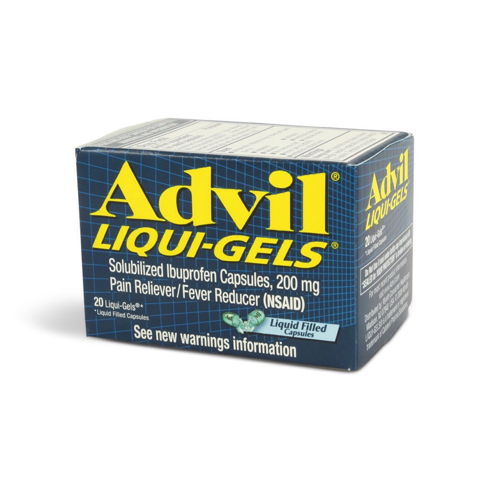 Poke a small hole in the pimple with a sterilized needle. Break open a gel Advil capsule and apply to the pimple.
