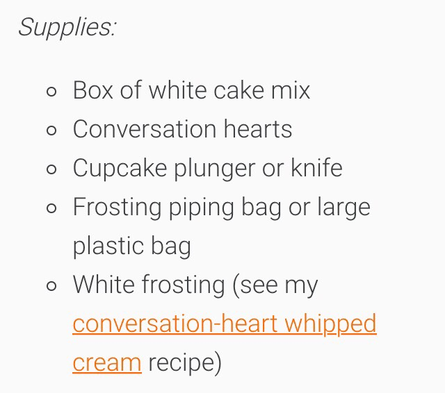 Continue reading to get the heart whipped cream recipe☺️