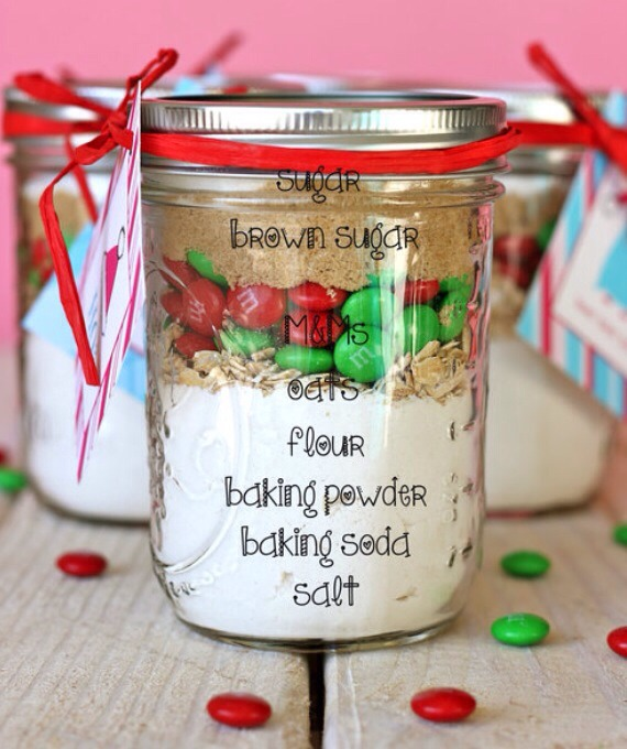 Christmas gift ideas cookies