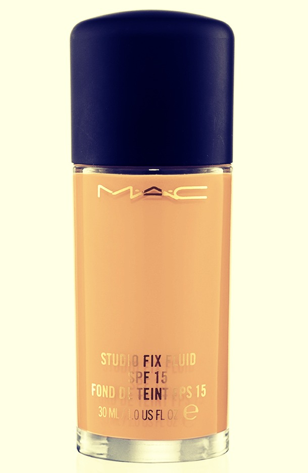 3) Get a good coverage foundation to hide your  imperfections and to even out your skin tone!