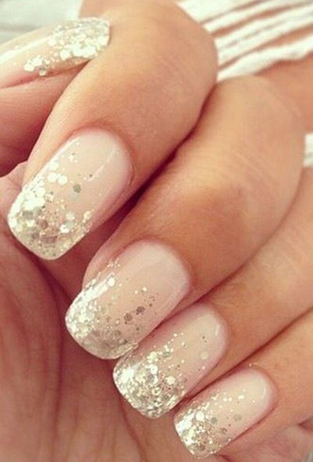 39. SPARKLE AT THE TIPS