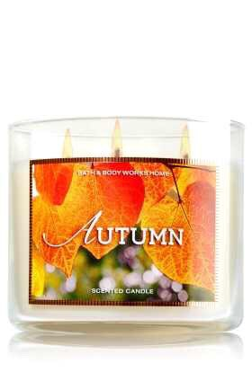 Fall into the season with notes of bright red apple, cedarwood & fir balsam