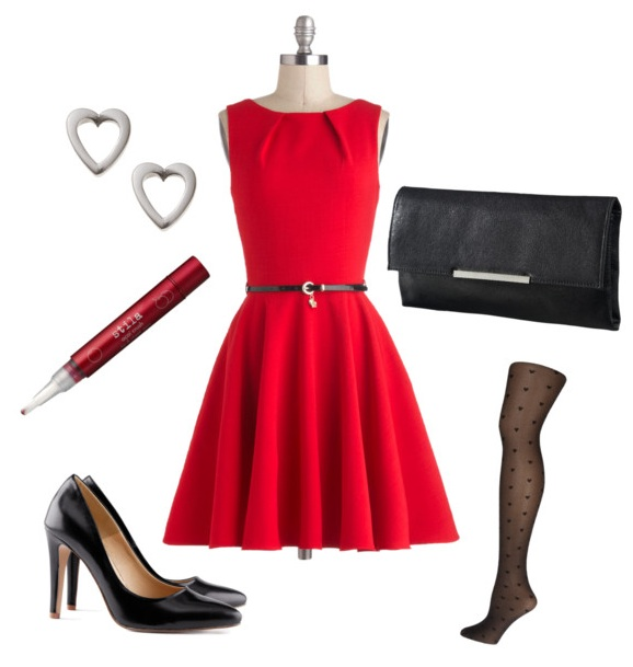 Valentineu0027s Day Outfits Ideas