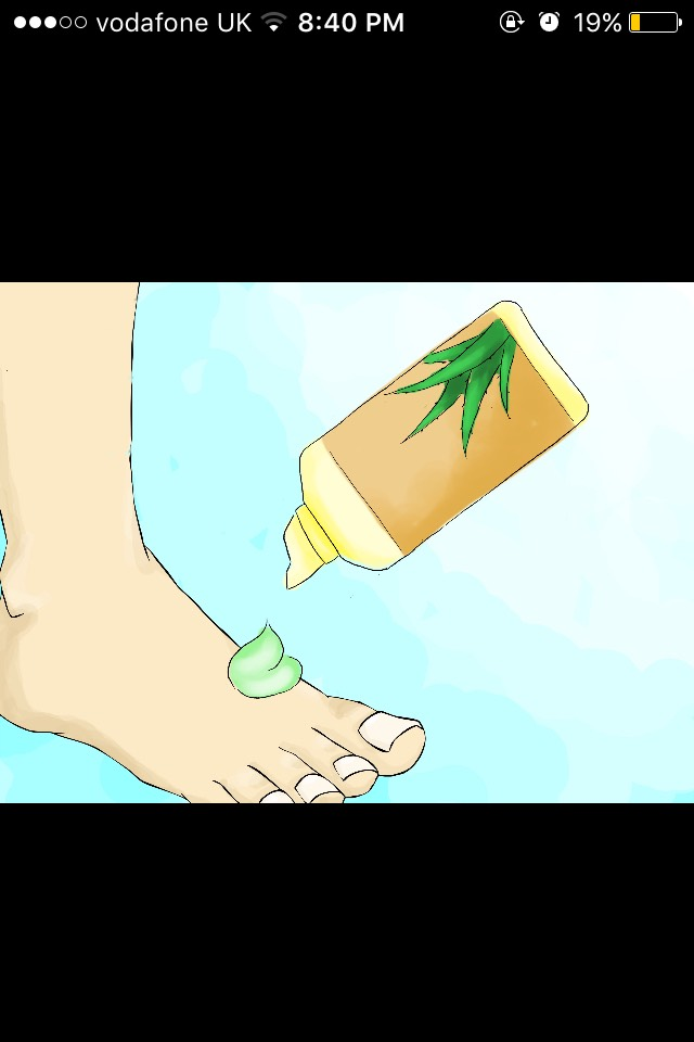 Moisturizing   Make sure you cream your feet this stops dry and dead skin