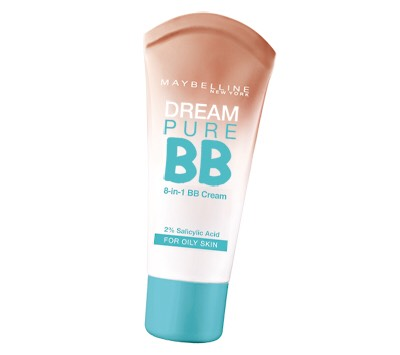 This bb cream is light and it helps fight acne. As you can see it has 2% salicylic acid with is found in most acne products