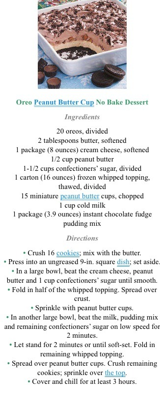 Enjoy. Don't forget to like my quick and easy no bake dessert tip.