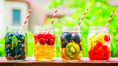 detox drinks aren't only good for you but they taste good too