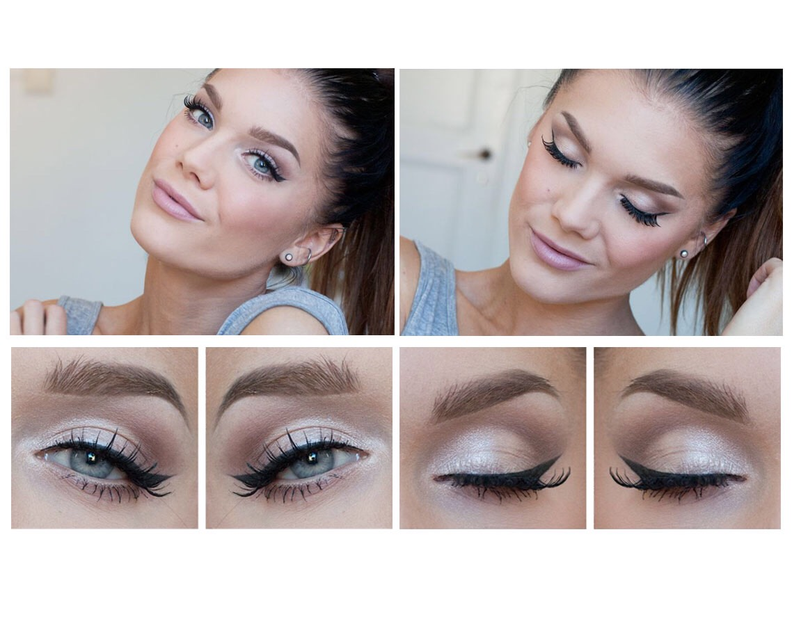 Musely see more at httpmwbeautyslideshow1732 best makeup tutorials to try this summersthashqdycrsdpuf baditri Images