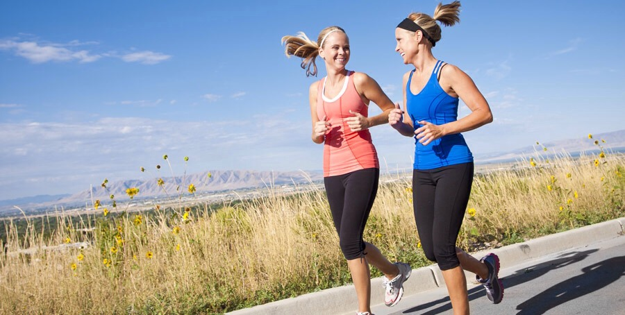 Workout with a friend. Make a promise to workout a certain number of days per week together. If you can't get together workout over FaceTime.