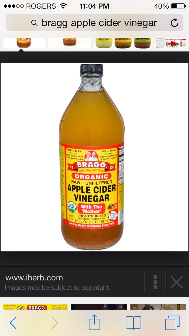 Bragg is the best ACV It's Raw Unfiltered And Real Organic
