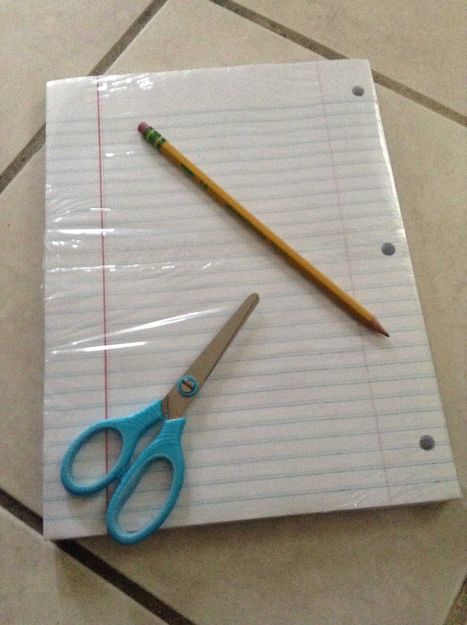 Items you'll need  1.paper 2.scissors  3.any writing tool
