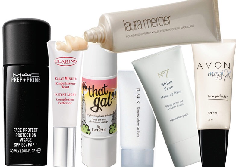 14. Use primers. Frequently. Makeup always looks much better with them on underneath!