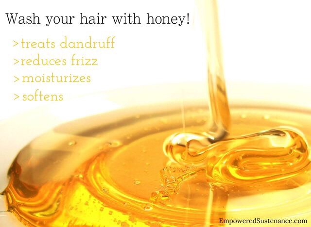 This seriously made my hair so much better😍🙆🏻🙎🏻🍯 Wash your hair with honey 🍯🍯🍯 Massage for 10 to 15 minuets  And rinse with warm water 😉