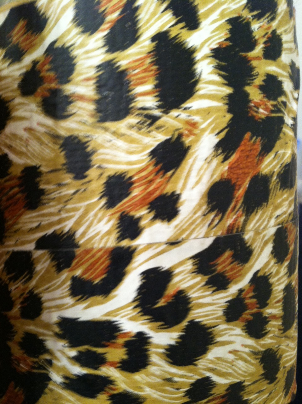 Get any type of animal print tape