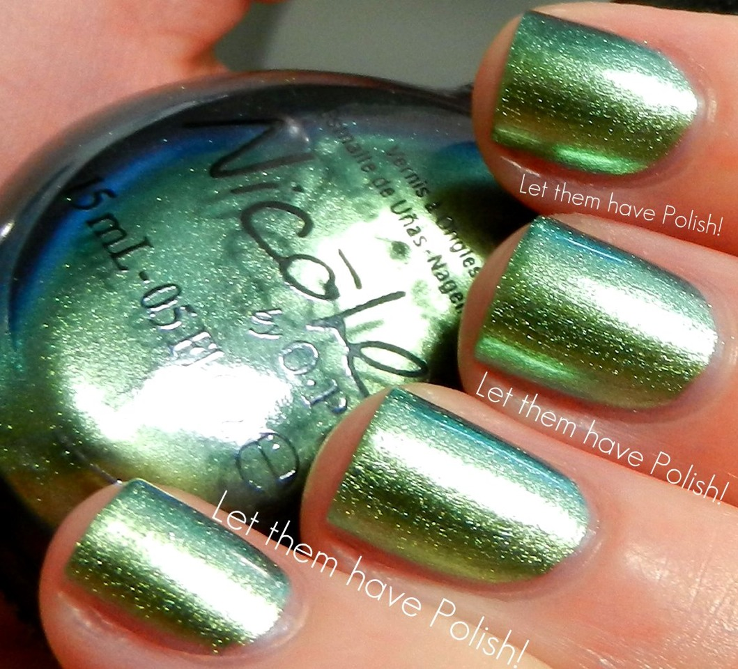 Nicole by OPI Mermaid For Each Other