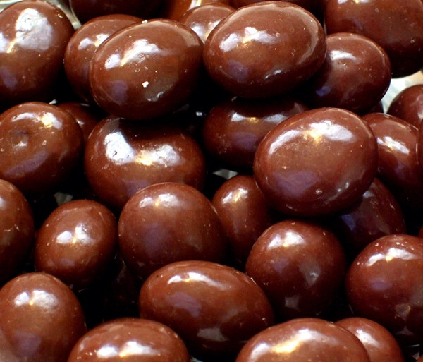 Chocolate Covered Coffee Beans By Jenna Lovey Musely