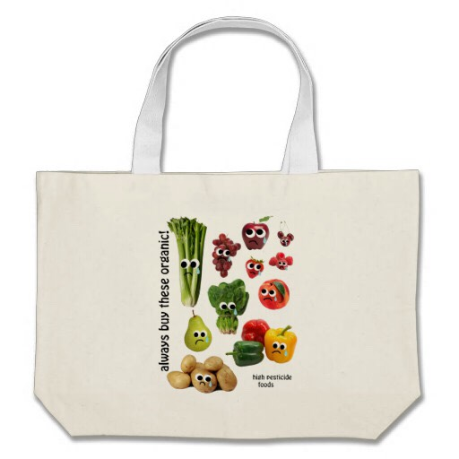 Have a tote bag handy in order to carry your produce efficiently
