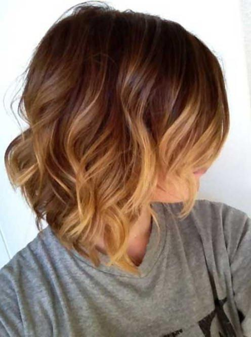 That's it! Enjoy your new ombre