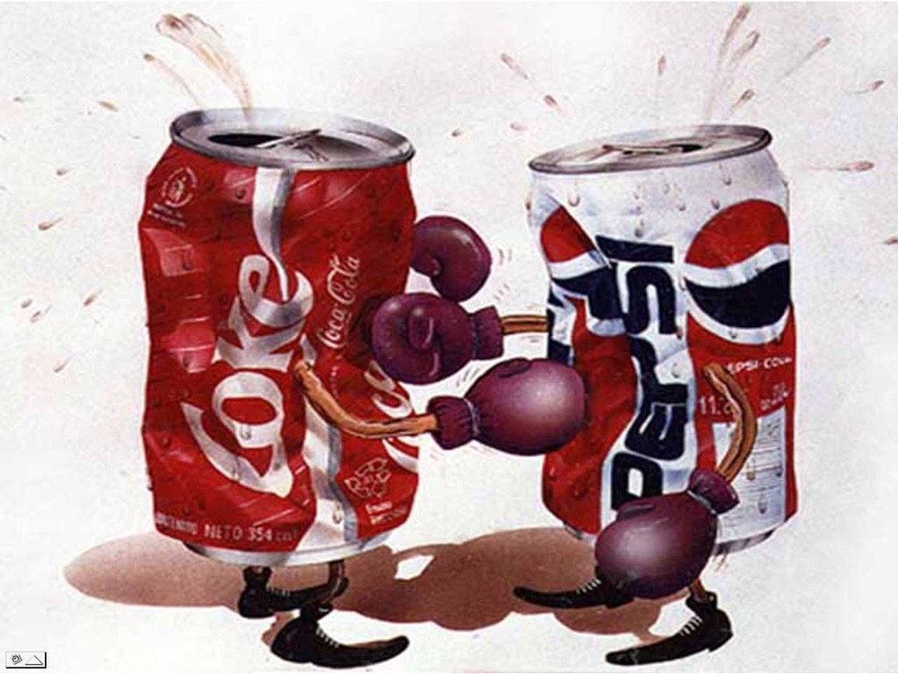 8. A full can of Coke has 9 teaspoons of sugar, which is more sugar than you're meant to have in an entire day.