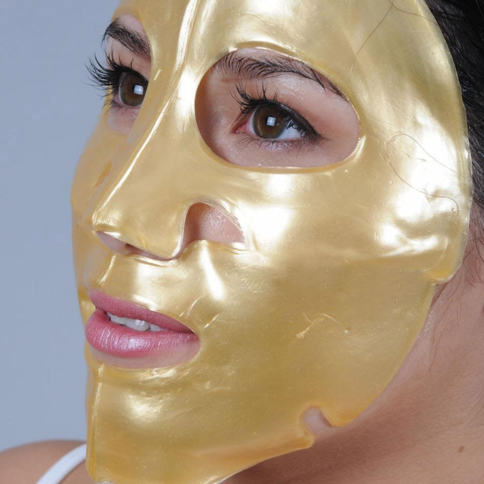 #3:Hydrogel MasksThese masks are actually made out of the same medical grade material that's used for treating burn victims– which gives you an idea of how powerful (yet soothing) hydrogel masks are.
