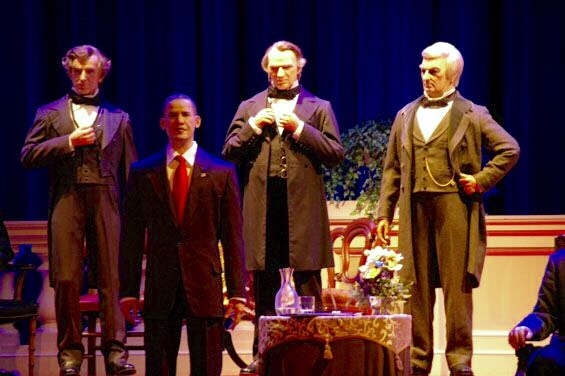 There are only 3 Presidential Seals housed in the U.S. They are in the Oval Office, the Liberty Bell Hall, and the Hall of Presidents in Magic Kingdom.