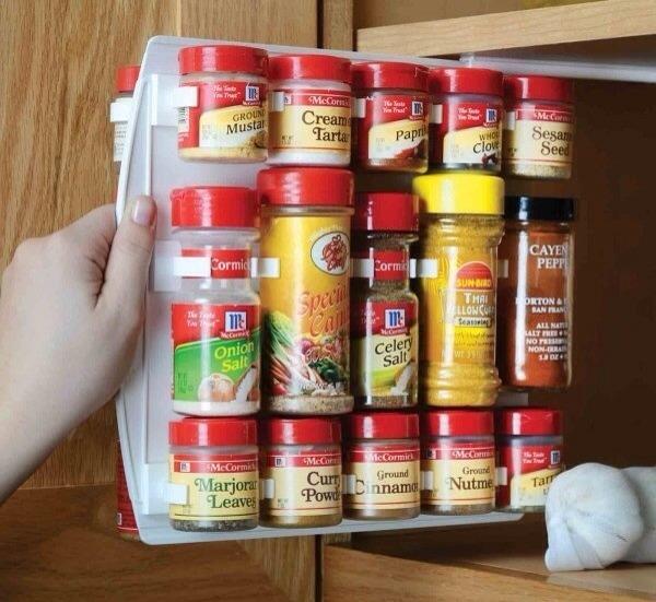 Spice holder