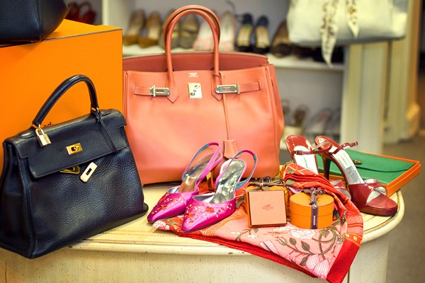 1. Try a consignment store. If you've read my tips you know I'm a consignment store basset hound. For good reason. You can find significant discounts and items must be in good condition to sell (unlike thrift stores at times). Find your lightly used secondhand Birkin in a consignment store sometimes