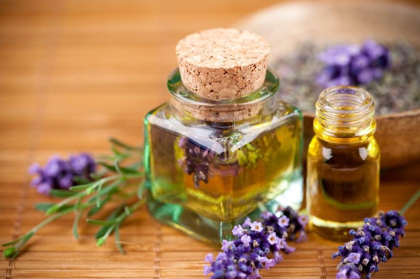 10 drops of lavender oil