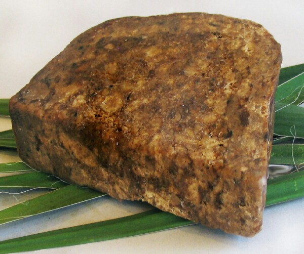 make sure to get the black soap that looks like pic above. dont actually get the black soap thats black.