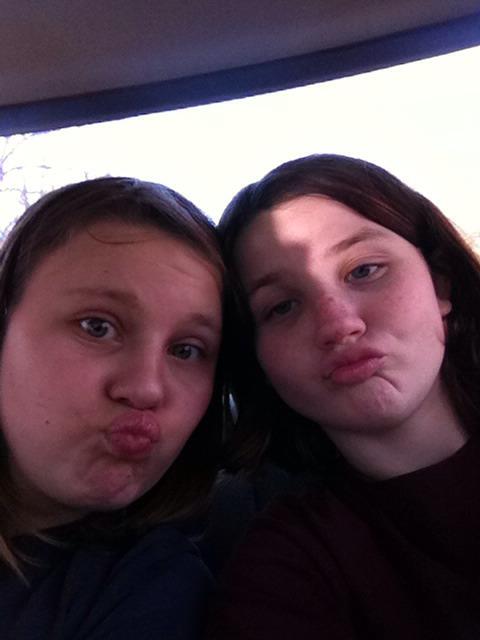 Me (Angelina) and Brianna