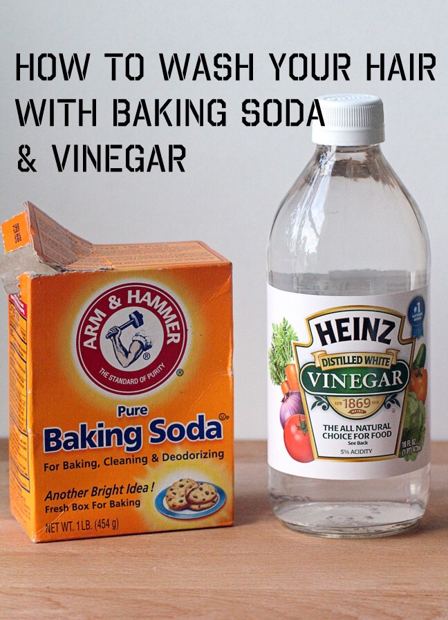 This is not clothing, but it saves money. Use vinegar and baking soda as shampoo.
