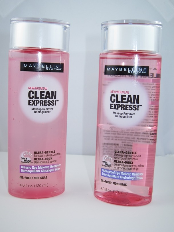 Any liquid makeup remover that claims to be oil free, is NOT oil free, and can leave your skin and pores clogged. If you can see any kind of seperation in the bottle, it contains oil.