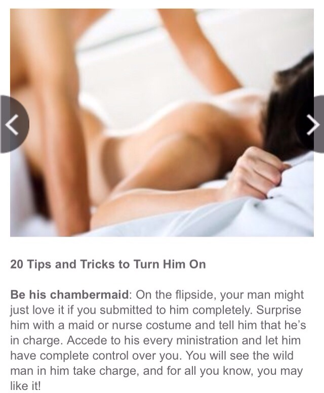 What to do if he takes you for granted