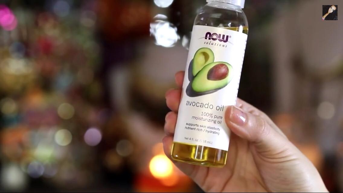 And avocado oil