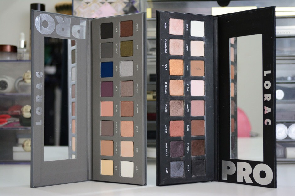 Can't afford the Lorac Pro 1&2 palettes or just don't want to shell out the $?