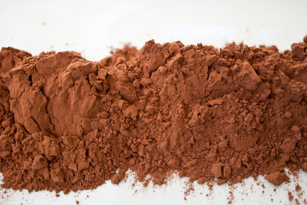 Mix 2tbs of cocoa power (depending on how tan)