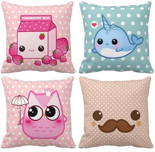 Cute pillow/room decor