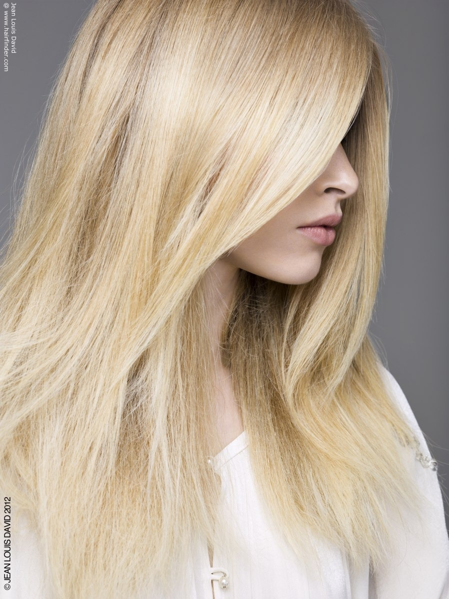 If you want this lush straight easy way of straightening hair keep watching
