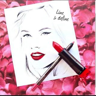 A wise COVERGIRL once told me: to lock in my lip color, line lips w/ a matching liner. #EasyBreezyBeautyTips