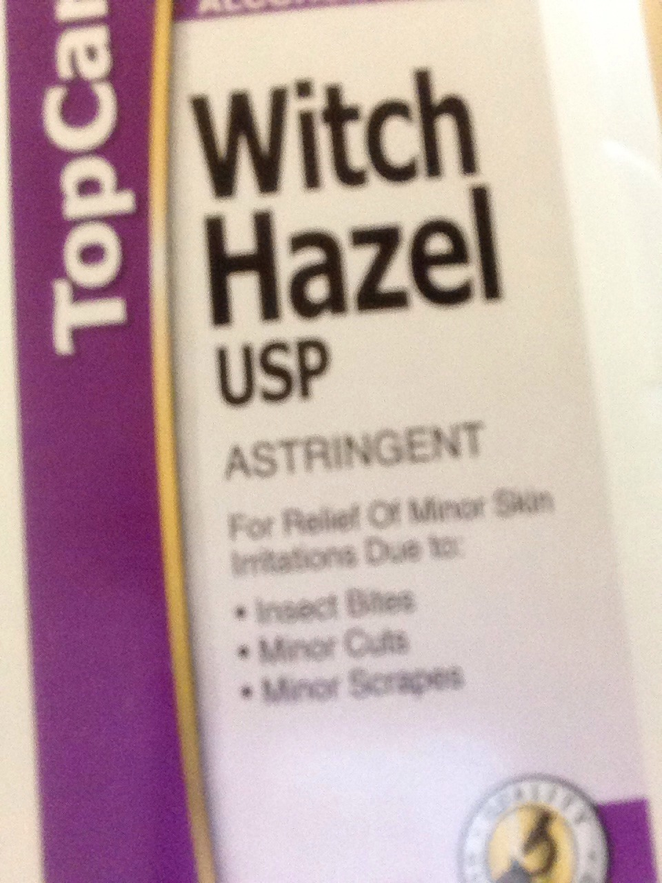 I use Witch Hazel as my astringent. I pot a little bit on a cotton round and rub all over my face and it absorbs all of my oil. I use morning and night before my moisturizer but if it dries your skin out too much limit to once a day.