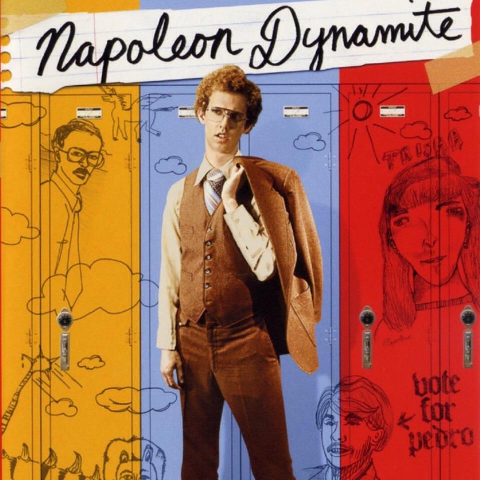 NAPOLEAN DYNAMITE - comedy