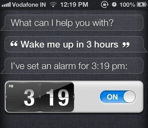 It's like have a personal assistant! Oops! THAT is what Siri is for! 😜