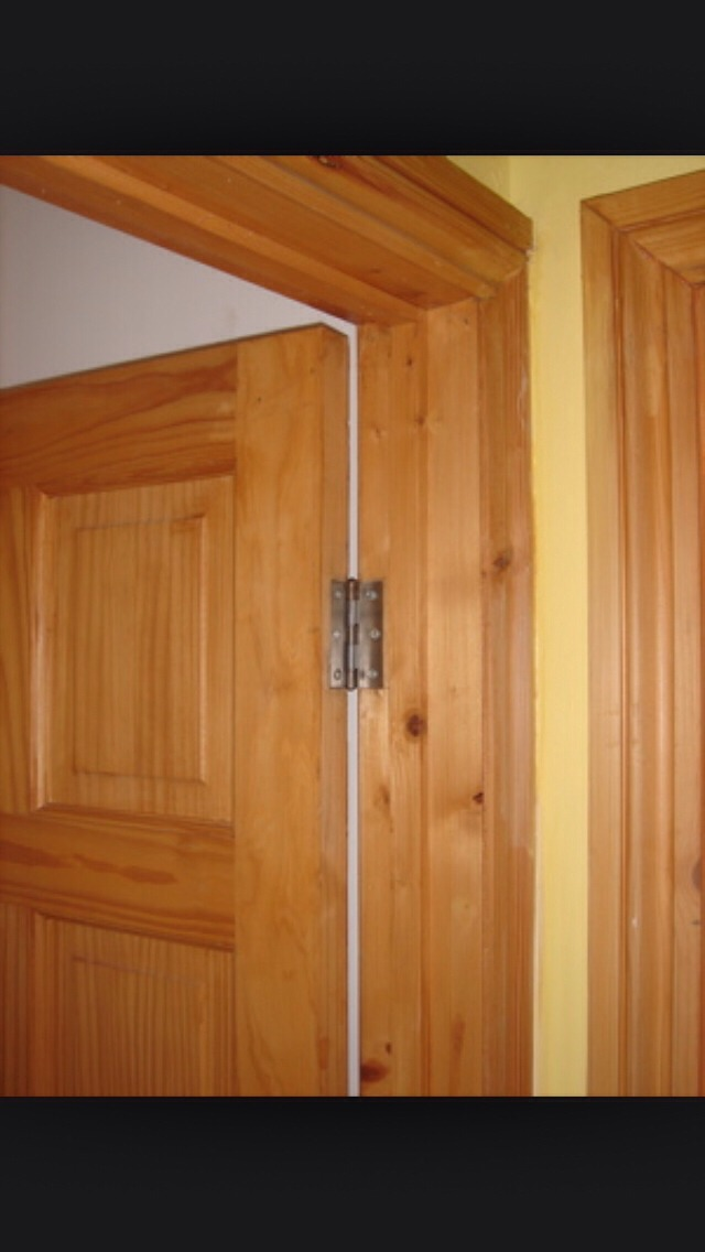 Creaky Door Hinges Can Be Cured With A Liberal Spray Of Furniture Polish. Try It & Musely