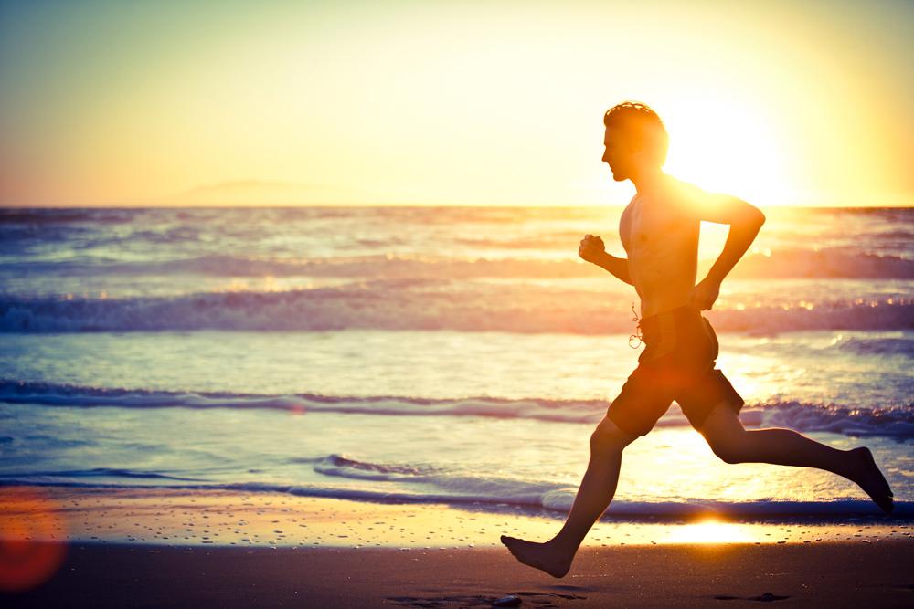 running will help