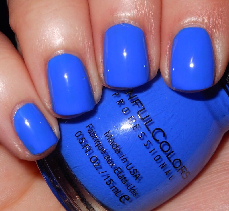 #10 Sinful Colors Nail Polish  It comes in so many colors, is affordable, and looks great! Love love love!
