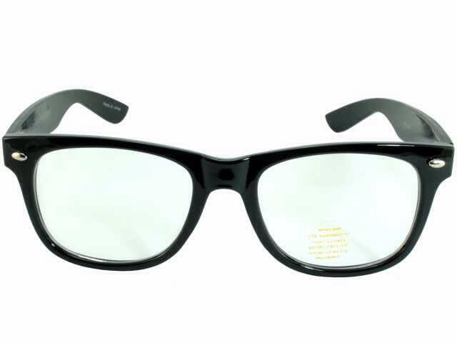 1. I'm going to start with the classic- big frame glasses!!! These are an all time nerd classic!